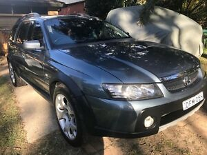 2005 Holden Adventra LX8 Caringbah Sutherland Area Preview