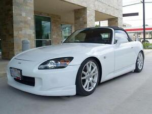 Collector searching for a Honda S2000