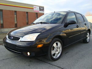 2007 FORD FOCUS SES HATCHBACK SNOW TIRES''GST INCLUDED'''' West Island Greater Montréal image 20