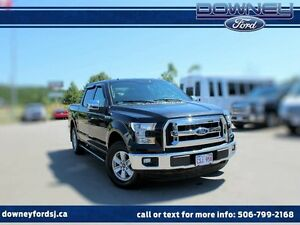 2015 Ford F-150 4X4 SUPERCREW 301 A 5.0L TOW PACKAGE CAMERA BOXL