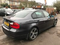 2008 BMW 3 SERIES 318i, MANUAL, EXPENSIVE ALLOYS, CLEAN CAR, FIRST TO SEE WIL...