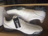 NEW ADIDAS adiPURE Z Golf Shoes