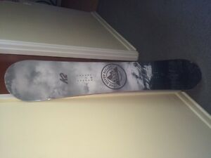 Coors light K2 (158cm) Snowboard