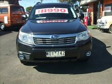 2008 Subaru Forester MY08 XS 5 Speed Manual Wagon Frankston Frankston Area Preview