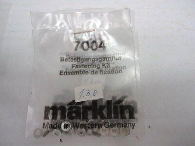 Marklin  ho 7004 catenary screws and nuts  nice!
