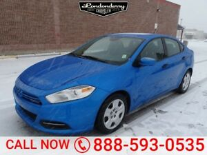 2015 Dodge Dart SE Accident Free,