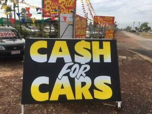 CASH FOR CARS,  Consignment Cars Durack Palmerston Area Preview