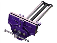 Record Professional Quick-Release Woodworking Vice 7-inch