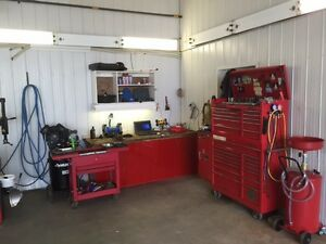 Jers' Garage is now open 8026 Hwy.#7 South of Fowlers Corners Peterborough Peterborough Area image 4