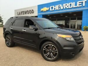 2013 Ford Explorer Sport (Sunroof, Back Up Camera, Keyless Entry