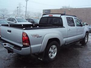 2006 toyota tacoma sr5 4x4 double cab auto fully loaded. Black Bedroom Furniture Sets. Home Design Ideas