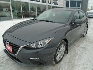 2014 Mazda Mazda3 **BACKUP CAM, CRUISE & BLUETOOTH** GS