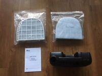 Ebac 2000 Series dehumidifier filters, filter housings and water collector