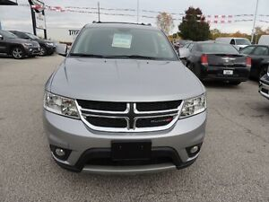 2016 Dodge Journey Limited Low Monthly Payments Finacing For All Windsor Region Ontario image 3
