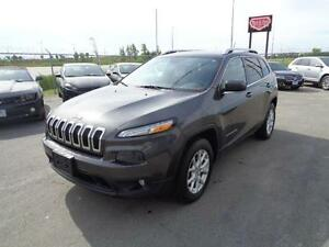 2015 Jeep Cherokee North 3.2L 6CYL 9SPD AUTO 4WD