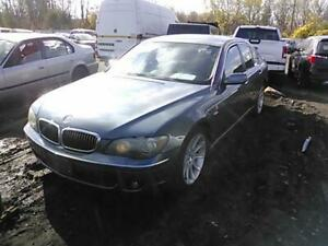 BMW 7 SERIES (2002/2008 PARTS PARTS ONLY