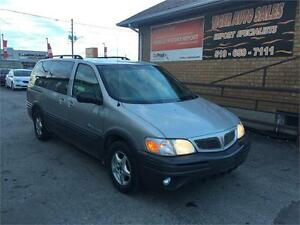 2004 Pontiac Montana**7 PASSENGER***ONLY 160 KMS***AS IS SPECIAL