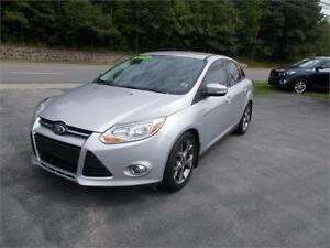 2014 Ford Focus SE Loaded With Heated Seats $57 weekly