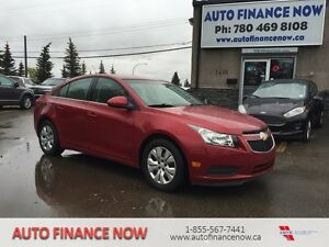 2012 Chevrolet Cruze LT RENT TO OWN UBER OR TRAPP CAR DRIVERS