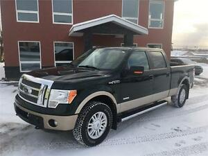 2012 Ford F-150 Lariat Eco Boost remote start