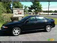 2003 Oldsmobile Alero full equip Berline 750$ NEGO