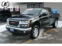 2012 GMC Canyon SLE CREW CAB 4X4 DO NOT PAY UNTIL SUMMER