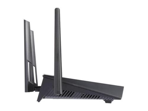 Asus Certified RT-AC3100 Wireless AC3100 Dual-Band Gigabit Router, AiProtection