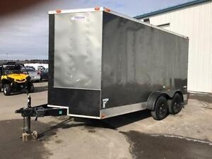 2015 Freedom Trailer 7'x14' ONLY 7500$$$$