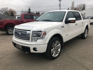 2014 Ford F-150 Limited LIMITED