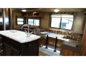 Double Queen Bedroom Travel Trailer! Kitchener / Waterloo Kitchener Area image 6