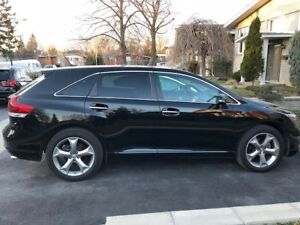Toyota Venza 2015 Limited noire