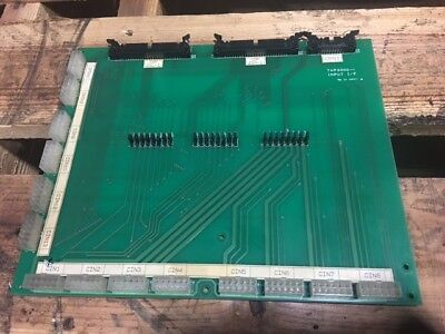 Toyoda Input I/F PC Board, TAP3000-I / TAP3000-1, off Toyoda CNC Machine, Used