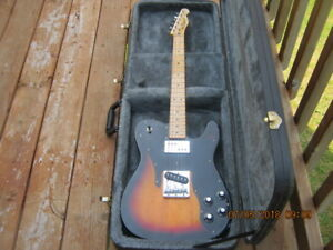 SQUIER [Fender] Vintage Modified Telecaster Custom,with hardcase