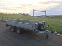 Used Ifor Wiliams LM125 Trailer 2014