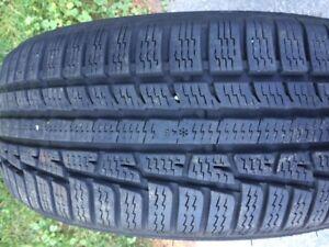 245 65 R17 Nokian Hakka WRG3 SUV lllHXL Winters—BRAND NEW!