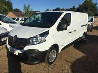 2015 RENAULT TRAFIC 1.6 LL29 BUSINESS DCI S R P V 1d 115 BHP