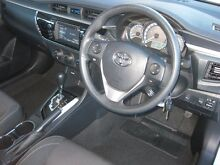 2016 Toyota Corolla ZRE172R Ascent Silver 7 Speed CVT Auto Sequential Sedan South Grafton Clarence Valley Preview