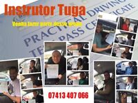 Manual Driving Lessons