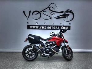 2015 Ducati Hypermotard-Stock#V2846NP-Free Delivery in the GTA**