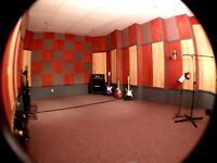 Warden and Lawrence 24/7 Rehearsal Space and Recording Studios