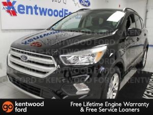 2018 Ford Escape SE 4WD ecoboost, power heated seats, back up ca