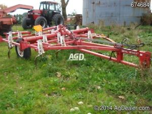 Will Rich 22ft 2500 Cultivator