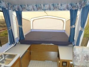 WTB Curtains and Valances for my camper