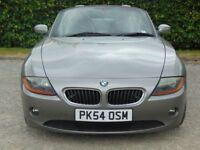 BMW Z4 2.2 Z4 SE ROADSTER 2d (grey) 2004
