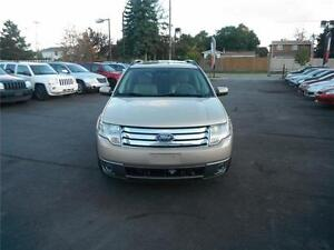 2008 Ford Taurus X SEL   EX US  ODOMETER IN MILES