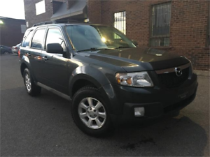 2009 Mazda Tribute GS V6  4X4 AUT/AC,,SUPER CLEAN,,