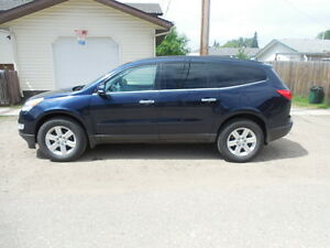 2011 Chevrolet Traverse lt SUV, Crossover