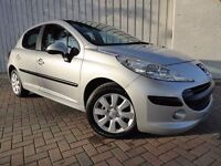 Peugeot 207 1.4 VTi S ....Lovely Low Mileage Model with Fabulous Full Service History, Long MOT