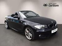 2009 BMW 1 SERIES CONVERTIBLE
