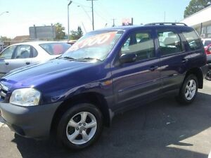 2005 Mazda Tribute Blue Automatic Sportswagon Eight Mile Plains Brisbane South West Preview